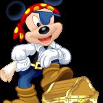 mickey pirata 10