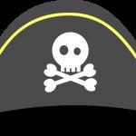 mickey pirata 22