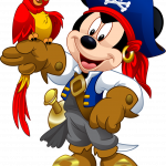 mickey pirata 8