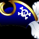 mickey pirata sombrero 1