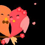 pajarito enamorados 1