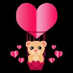 peluche corazones