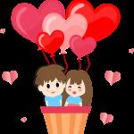san valentin globos 3
