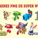 Super Wings Clipart PNG transparente