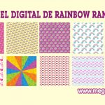 Papel Digital de Rainbow Rangers