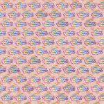 papel digital rainbow rangers 25