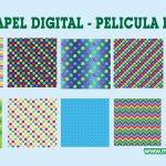 Papel Digital – Pelicula Rio 2