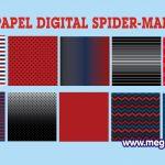 Papel Digital de Spider-Man