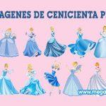 Imagenes de Princesa Cenicienta PNG transparente