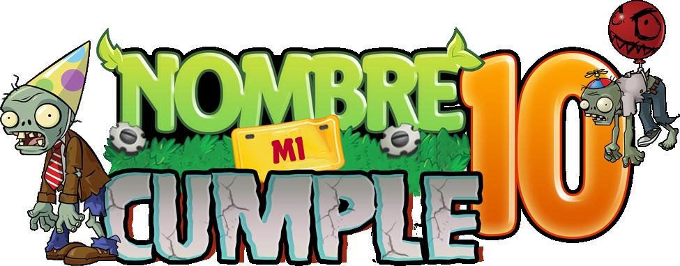 Logo Plantas vs Zombies