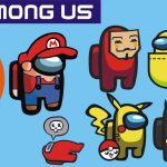 Pack de Vectores Among Us Skins GRATIS