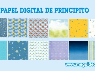 Papel digital principito