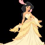 Princesa jazmin 22