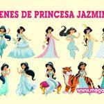 Imagenes de Princesa Jazmin PNG transparente