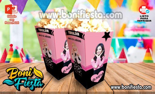 Cajita POPcorn Black Pink 600x365 1