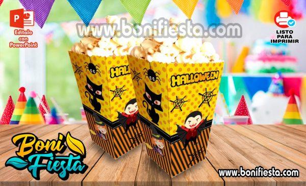 Cajita POPcorn Halloween 600x365 1