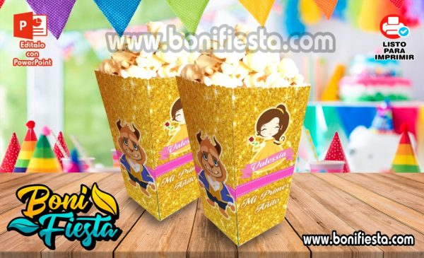 CajitaPopcorn Bella y Bestia 1 600x365 1
