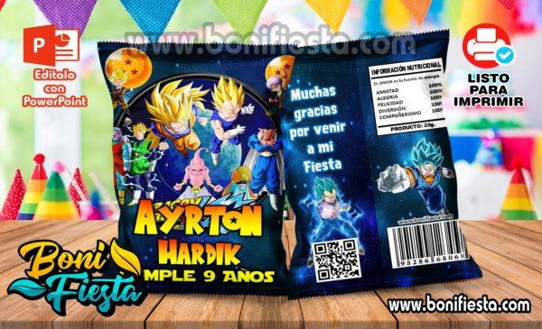 ChipsBags Dragon Ball Z 600x365 copia