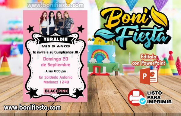 Invitacion Black Pink 600x385 1