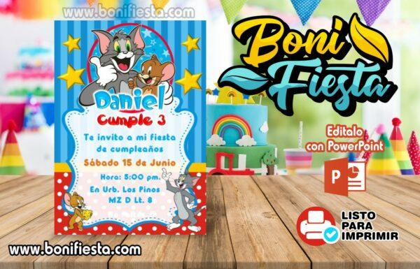 Invitacion Tom y Jerry 600x385 1