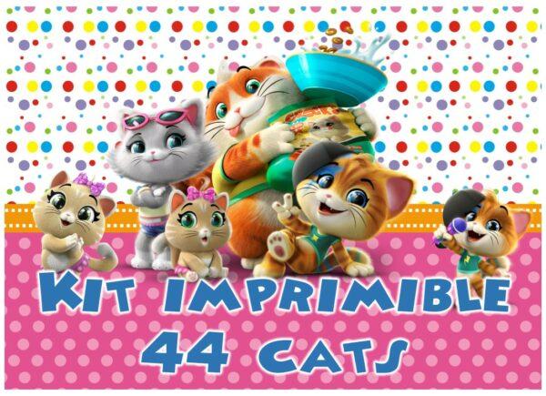 Portada 44 Cats