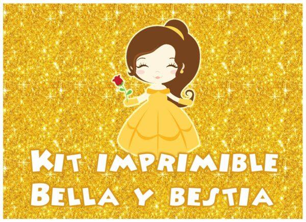 Portada Bella y Bestia