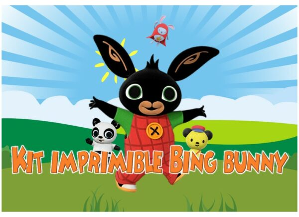Portada Bing Bunny
