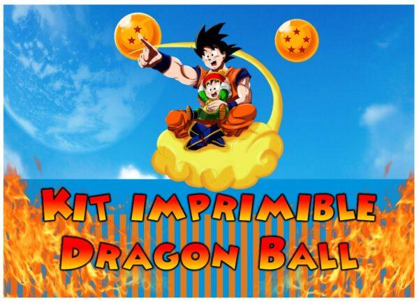 Portada Dragon Ball