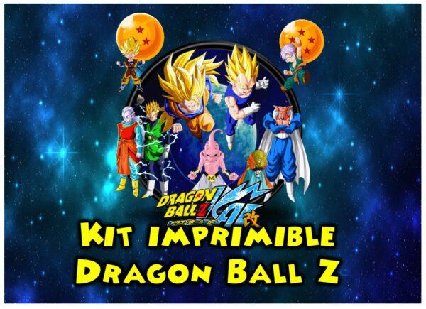 Portada Dragon Ball Z