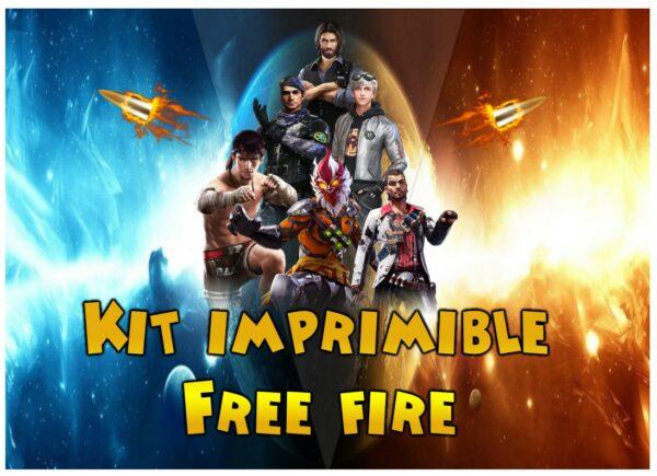 Portada Free Fire 1