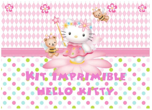 Portada Hello Kitty