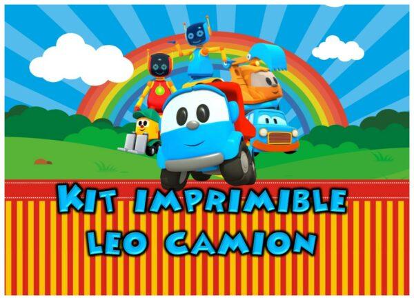 Portada Leo Camion