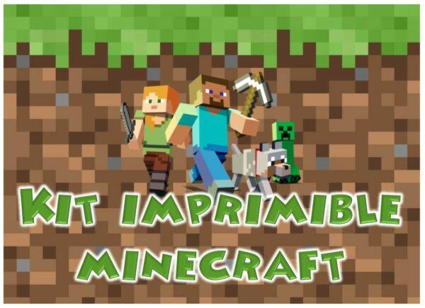 Portada Minecraft