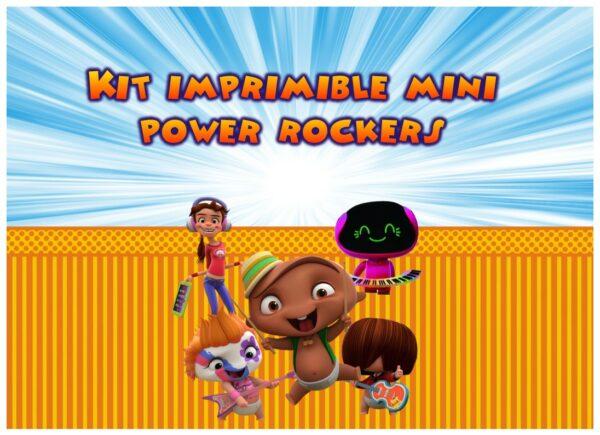 Portada Mini Power Rockers