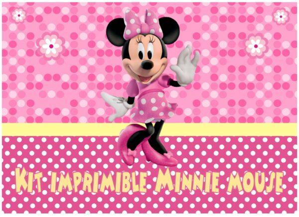 Portada Minnie Mouse