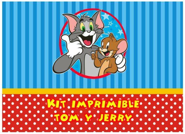 Portada Tom y Jerry