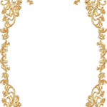 frame marco dorado 11