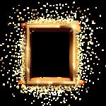 frame marco dorado 19