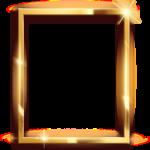 frame marco dorado 20