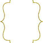 frame marco dorado 21