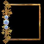frame marco dorado 26
