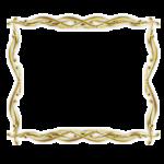 frame marco dorado 27