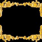 frame marco dorado 28