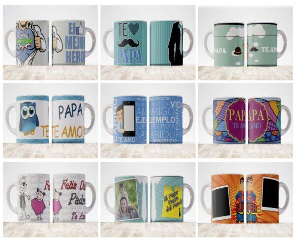 pack tazas padre 1
