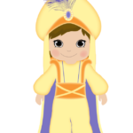 Aladdin Bebe 10