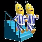 Bananas en Pijamas 08