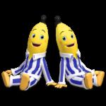 Bananas en Pijamas 12