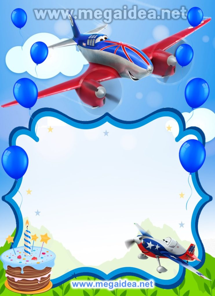 FONDO Invitacion aviones