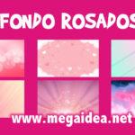 Fondos Rosados Abstractos