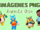 imagenes png Agente oso